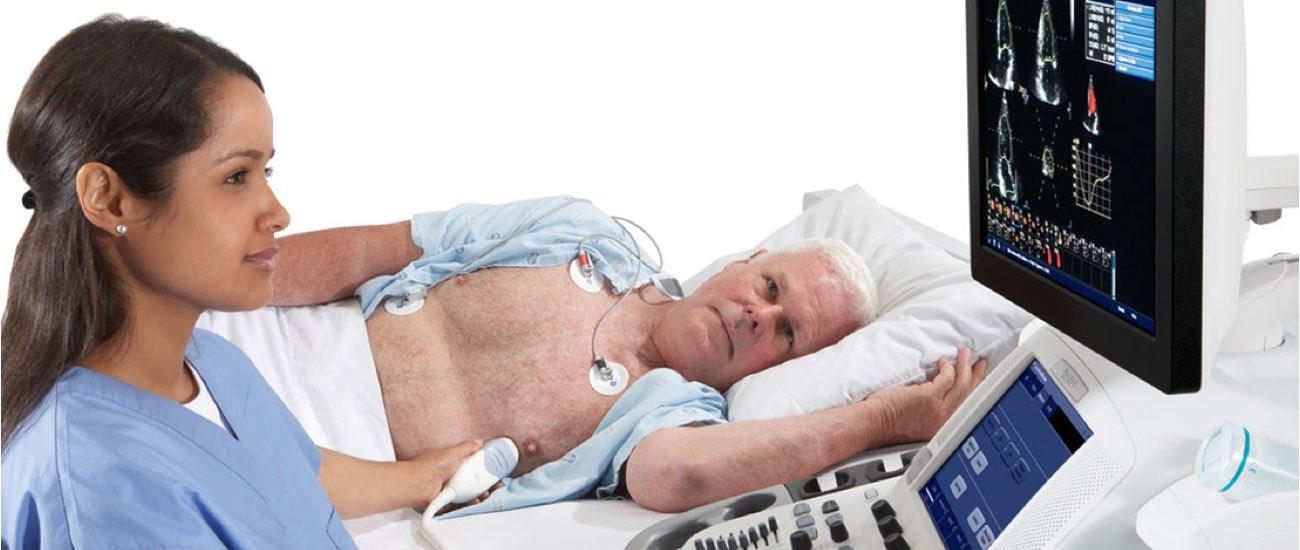 Trans-thoracic Echocardiogram Image